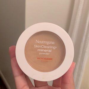 Neutrogena Skin Clearing Mineral Powder BRAND NEW